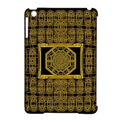 Beautiful Stars Would Be In Gold Frames Apple Ipad Mini Hardshell Case (compatible With Smart Cover)