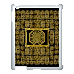 Beautiful Stars Would Be In Gold Frames Apple Ipad 3/4 Case (white)