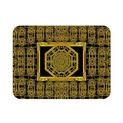 Beautiful Stars Would Be In Gold Frames Double Sided Flano Blanket (mini)