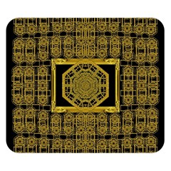 Beautiful Stars Would Be In Gold Frames Double Sided Flano Blanket (small)