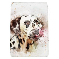 Dog Portrait Pet Art Abstract Flap Covers (s)