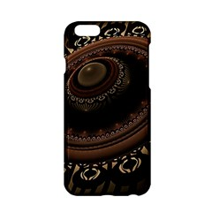 Fractal Stripes Abstract Pattern Apple Iphone 6/6s Hardshell Case