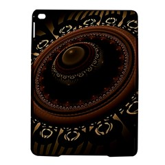 Fractal Stripes Abstract Pattern Ipad Air 2 Hardshell Cases