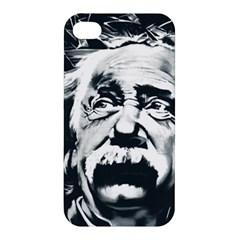 Einstein Albert Einstein Street Art Apple Iphone 4/4s Hardshell Case