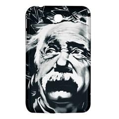 Einstein Albert Einstein Street Art Samsung Galaxy Tab 3 (7 ) P3200 Hardshell Case