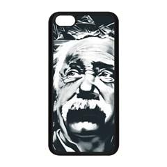 Einstein Albert Einstein Street Art Apple Iphone 5c Seamless Case (black)