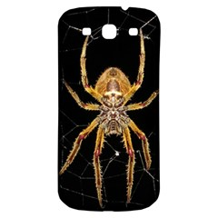 Nsect Macro Spider Colombia Samsung Galaxy S3 S Iii Classic Hardshell Back Case