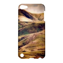 Iceland Mountains Sky Clouds Apple Ipod Touch 5 Hardshell Case