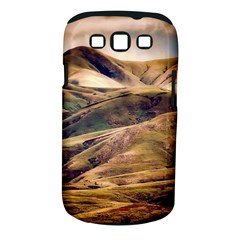 Iceland Mountains Sky Clouds Samsung Galaxy S Iii Classic Hardshell Case (pc+silicone)