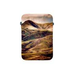 Iceland Mountains Sky Clouds Apple Ipad Mini Protective Soft Cases
