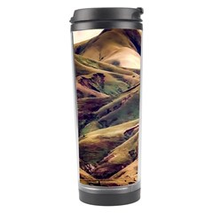 Iceland Mountains Sky Clouds Travel Tumbler