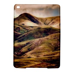 Iceland Mountains Sky Clouds Ipad Air 2 Hardshell Cases