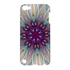 Mandala Kaleidoscope Ornament Apple Ipod Touch 5 Hardshell Case
