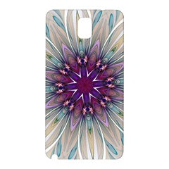 Mandala Kaleidoscope Ornament Samsung Galaxy Note 3 N9005 Hardshell Back Case