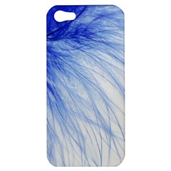 Spring Blue Colored Apple Iphone 5 Hardshell Case
