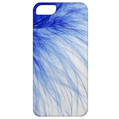 Spring Blue Colored Apple Iphone 5 Classic Hardshell Case