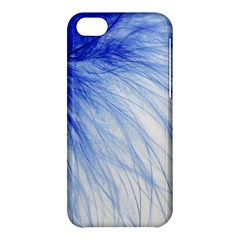 Spring Blue Colored Apple Iphone 5c Hardshell Case
