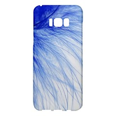 Spring Blue Colored Samsung Galaxy S8 Plus Hardshell Case