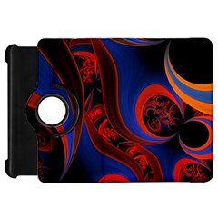 Fractal Abstract Pattern Circles Kindle Fire Hd 7