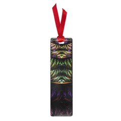 Fractal Colorful Pattern Fantasy Small Book Marks