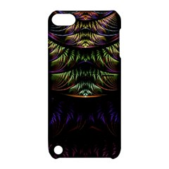 Fractal Colorful Pattern Fantasy Apple Ipod Touch 5 Hardshell Case With Stand