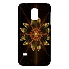 Fractal Floral Mandala Abstract Galaxy S5 Mini