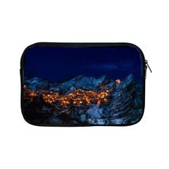 Castelmezzano Italy Village Town Apple Ipad Mini Zipper Cases