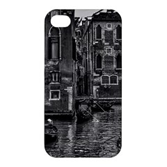 Venice Italy Gondola Boat Canal Apple Iphone 4/4s Hardshell Case