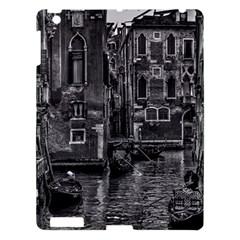 Venice Italy Gondola Boat Canal Apple Ipad 3/4 Hardshell Case