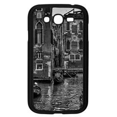 Venice Italy Gondola Boat Canal Samsung Galaxy Grand Duos I9082 Case (black)