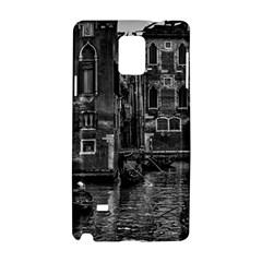 Venice Italy Gondola Boat Canal Samsung Galaxy Note 4 Hardshell Case
