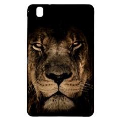 African Lion Mane Close Eyes Samsung Galaxy Tab Pro 8 4 Hardshell Case