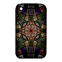 Fractal Detail Elements Pattern Iphone 3s/3gs