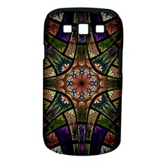 Fractal Detail Elements Pattern Samsung Galaxy S Iii Classic Hardshell Case (pc+silicone)