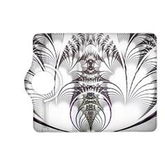 Fractal Delicate Intricate Kindle Fire Hd (2013) Flip 360 Case