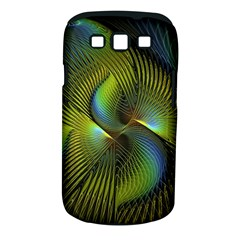 Fractal Abstract Design Fractal Art Samsung Galaxy S Iii Classic Hardshell Case (pc+silicone)