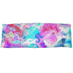 Background Art Abstract Watercolor Body Pillow Case Dakimakura (two Sides)
