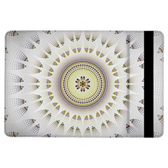 Mandala Fractal Decorative Ipad Air Flip