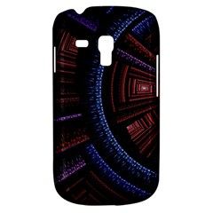 Fractal Circle Pattern Curve Galaxy S3 Mini