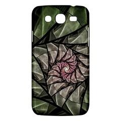 Fractal Flowers Floral Fractal Art Samsung Galaxy Mega 5 8 I9152 Hardshell Case