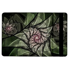 Fractal Flowers Floral Fractal Art Ipad Air 2 Flip