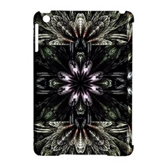 Fractal Design Pattern Texture Apple Ipad Mini Hardshell Case (compatible With Smart Cover)