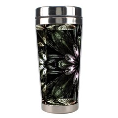 Fractal Design Pattern Texture Stainless Steel Travel Tumblers