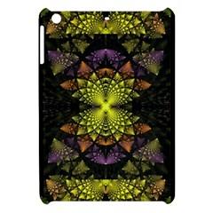 Fractal Multi Color Geometry Apple Ipad Mini Hardshell Case