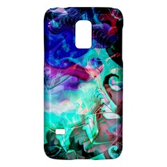 Background Art Abstract Watercolor Galaxy S5 Mini