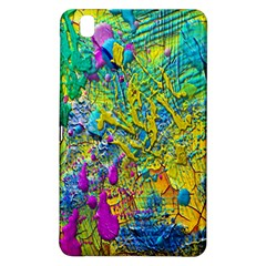 Background Art Abstract Watercolor Samsung Galaxy Tab Pro 8 4 Hardshell Case