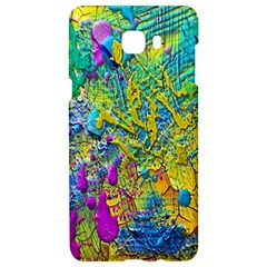 Background Art Abstract Watercolor Samsung C9 Pro Hardshell Case