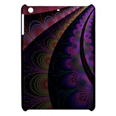 Fractal Colorful Pattern Spiral Apple Ipad Mini Hardshell Case