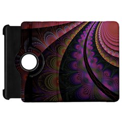 Fractal Colorful Pattern Spiral Kindle Fire Hd 7