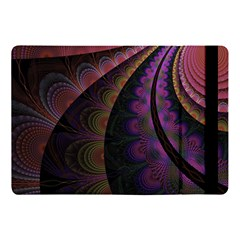 Fractal Colorful Pattern Spiral Apple Ipad Pro 10 5   Flip Case